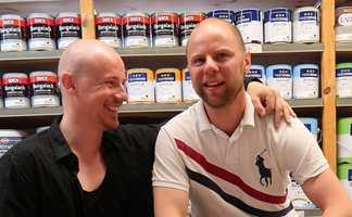 Wifa er kjeden som lar butikkene bestemme selv. I kulissene styrer brødreparet Stian og Lars Alexander Wiulsrud.