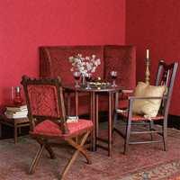 Nå skal både teppene, tapetene, tekstilene og møblene ha mønster og struktur