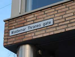 <b>MER MALING:</b> Waldemar Thranes gate er om lag en kilometer lang. Her er det et mylder av kafeer, treningssentre, butikker – og malerforretninger.
