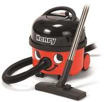Med Henry eller Hetty på laget, vil ungene kjempe om å få ta støvsugingen!