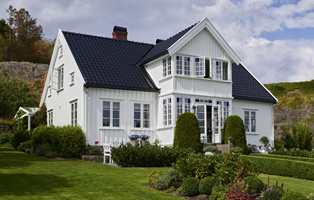Å male om huset kan oppleves som et stort prosjekt, men gjør du det riktig fra start til mål, så trenger du ikke gjøre det igjen på mange år.