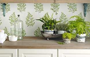 Gi kjøkkenet en helt ny look ved å pusse opp halvmeteren! (Foto: INTAG)