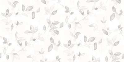 <b>STØRRE:</b> Småmønstret tapet i med lette transparente farger gir opplevelse av luft. (Foto: Fantasi Interiør)
