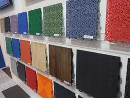 <b>RIKT UTVALG:</b> Bergo Flooring har et stort utvalg fliser til alle rom.