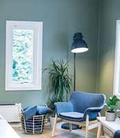 <b>BLÅGRØNN:</b> Kundene til Happy Homes har kåret fargen Kulp til sin favoritt.
