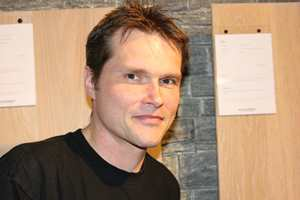 Arnstein Dalum Frøyse på Skattekammeret Gulv og Interiør i Oslo.