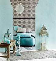 Sett en flik av fjerne strøk på veggen og drøm deg langt vekk...