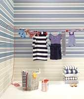 Tapetkolleksjonen Stripes Only fra Eijffinger/Astex.