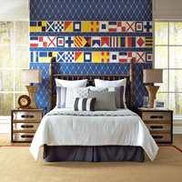 Soverommet er virkelig stedet for å la personligheten skinne gjennom. Sats på dine egne favorittfarger, og stol på dine egne preferanser.