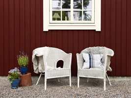 Moderne matte malinger og beiser for fasade har god ripefasthet, og samme holdbarhet som normalblanke behandlinger.