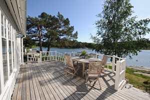 Vanntynnbar terrassebeis er slitesterk og mer miljøvennlig.