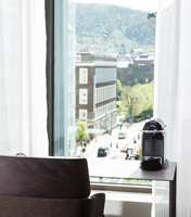 <b>BEST:</b> Det er også kvalitet over utsikten. (Foto: De Bergenske/lindmanphotography.com)