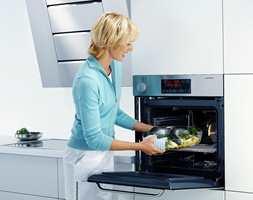 Riktig kombinasjon: Design og funksjonalitet er viktig når vi velger kjøkken.