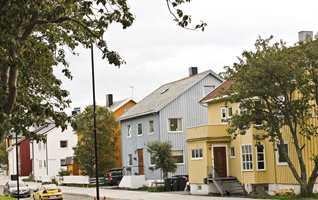 Hvilken farge du velger på huset ditt, har stor innvirkning på omgivelsene rundt deg.
