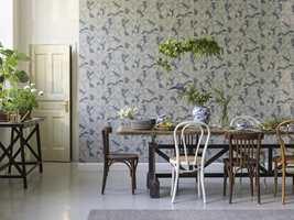 Vi tar med det naturlige inn i stua. Kolleksjonen Eco Simplicity fra Borge gjør nettopp det.