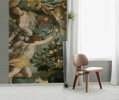 Nå kan alle få kunst på veggene. Den kommer attpåtil på rull...