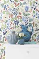Scandinavian Designers er en kolleksjon fibertapetet fra Borge.