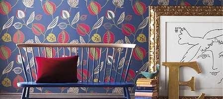 Britiske Harlequin Designs Studios har hentet inspirasjonen til kolleksjonen Folia fra det moderne Skandinavia. Med delikate farger og botaniske mønstre fremstår kolleksjonen som meget lekker.