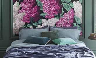 En tapetnyhet som ble lagt spesielt merke til under London Design Festival i høst, var kolleksjonen Botanical Botanica fra det velkjente engelske tapethuset Cole & Son.