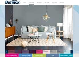 Prøv deg fram med Butinox sin fargevelger, slik at du kan finne farger som passer til stemningen du ønsker å skape.