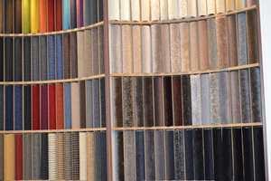 Golvabia har et eget «Mattotek» ute i butikkene med avkapp av tepper.