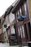 Eneboliger som er bevaringsverdige har gjennomsnitt en 30 prosent høyere kvadratmeterpris ved salg enn andre eneboliger i samme kommune. Foto: Destinasjon Røros