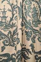 Candalú har et poetisk uttrykk, inspirert av Japan. Her i grønn farge, design Pavone 30091.