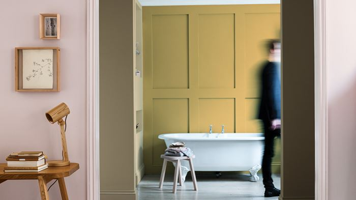 Colour of the year 2016 er Ochre Gold