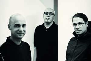 Mårten Claesson, Eero Koivisto og Ola Rune er partnere i det velrennomerte design- og arkitektkontoret Claesson Koivisto Rune.