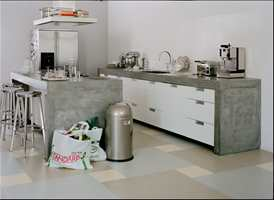 Marmoleum Click er en enkel måte å få et nytt og moderne gulv på