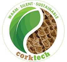 Corktech-etiketten uttrykker at dette er et eksklusivt og teknologisk produkt.