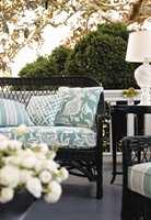 Det er et stort utvalg i utendørstekstiler. Finn den stilen som passer deg.