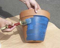 Bruk vanntynnbare produkter. De holder bedre på fargen.