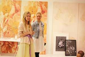 Dagny Thurmann-Hoelseth (t.v.) og Jeanette Lunde gleder seg over det nye samarbeidet.