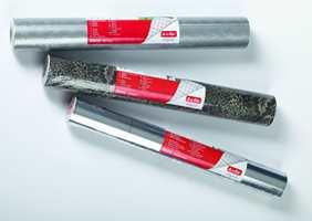 Ruller med kontaktplast finnes i en lang rekke ulike design og farger.
