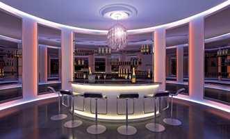 Cielo-rosettene er skapt av den berømte designeren Martin Bogaers fra Amsterdam.