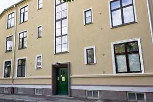 Bygget med adresse Lammers gate 1-9 er oppført på Oslo byantikvars gule liste over bevaringsverdige bygg. Nå er fasaden totalrenovert, med ny puss, nye vinduer og utsmykninger. Alt er utført med moderne materialer og teknikker, men i gammel stil.
