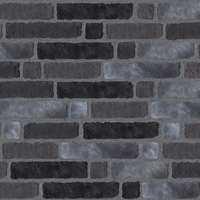 Tørrpressede veggfliser kan føre tankene til tegl og flisene finnes i flere ulike farger med navn fra t-banestasjoner i London.