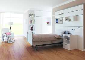 Naturecore er et godt gulvvalg for helse- og omsorgsboliger.