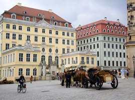 Dresden er en vakker by.