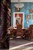 <b>GIMLE:</b> På den gamle herregården Gimle på Sørlandet er interiørene bevart slik de sto på slutten av 1800-tallet. Her er det stue på stue med inspirasjon.
