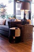 Komfort: Espresso House er opptatt av å tilby noe mer enn bare en rask kaffekopp. Her er de komfortable sittegruppene viktige – de bidrar til de gode samtalene.
