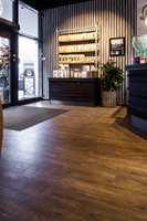 I skjønn forening: Da Espresso House åpnet sin første kaffebar i 1996, var tanken klar: Kaffe av beste kvalitet skulle forenes med et behagelig og avslappet miljø. Denne tanken står fremdeles sentralt.