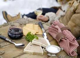 <b>ESTETISK OG SANSELIG:</b> Næring for alle sanser. (Foto: Anne Manglerud/Green Apple)