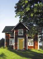 Vi holder på å bygge oss et nytt hus i gammel stil på landet. Jeg har vært mye i Sverige, og kunne gjerne tenke meg å male huset i en slik farge man ofte ser på den svenske landsbygda. Er det mulig å bruke en slik maling også på nye hus?