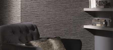 Brix er et vinylkolleksjon med fiberbakside. Designet er meget naturtro, og monteringen er enkel, med limet rett på veggen.