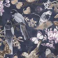 Blomster, fugler, blader - her er motiver og farger fra drømmehager.