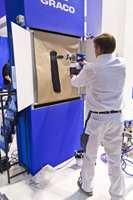 Batteridrevet malingsprøyte kan gjøre livet enklere for maleren.