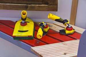 Mye nytt verktøy var å se - men det meste dreide seg om videreutvikling av kjente konsepter.