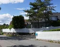 <b>FORM:</b> Noen hus kler å bli rammet inn av stramme linjer, mens andre inviterer til mer dekor.